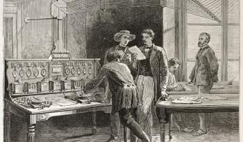 Comunicação mais fluida, preços mais estáveis: o caso do telégrafo