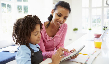 Filhos de pais atenciosos vão melhor na escola?