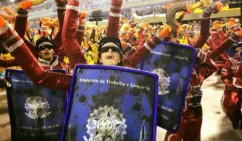 Qual a motivação da Tuiuti contra a reforma trabalhista?