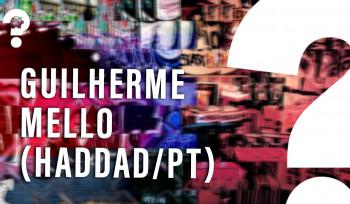 Entrevista com Guilherme Mello, economista de Fernando Haddad (PT)