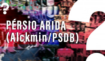 Entrevista com Pérsio Arida, economista de Geraldo Alckmin (PSDB)