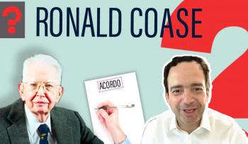 O legado de Ronald Coase | Fala, Dudu! #17