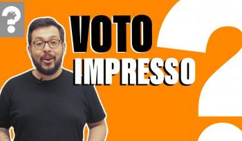 Posso levar meu voto impresso?   Verdade ou mito eleitoral? #18