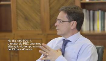 Ana Carla entrevista Marcos Mendes | Tempo de contribuição é razoável?