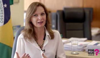 Ana Carla entrevista Ana Paula Vescovi | Qual o maior desafio ao chefiar o Tesouro Nacional?