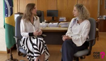 Ana Carla entrevista Ana Paula Vescovi | Como é ser a primeira mulher chefiando o Tesouro?