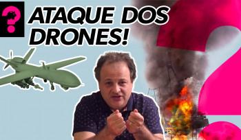 Ataques dos drones e taxa de juros no Brasil e Estados Unidos| Economia é Tudo #67