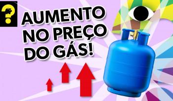 Aumento no preço do gás! | Guetonomia # 84