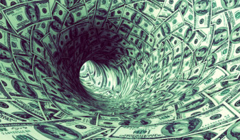 Por que o governo não pode cobrir seu rombo com reservas cambiais?