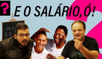 Salário de Neymar e professores | Economia é Tudo! #06