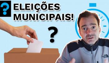 Eleições Municipais! | PQ? em 99 segundos # 16