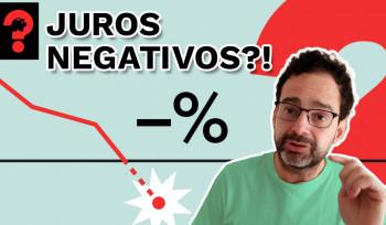 Juros negativos?! | Fala, Dudu! # 101