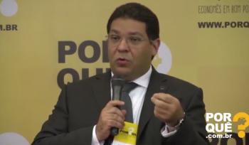 Mansueto Almeida questiona gastos para a Copa de 2014