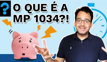 O que é a MP 1034?! | PQ? em 99 segundos # 38