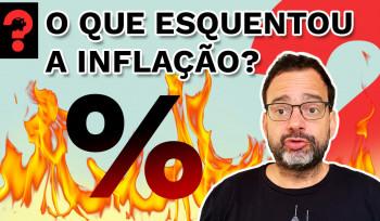 O que esquentou a inflação? | Fala, Dudu! # 117