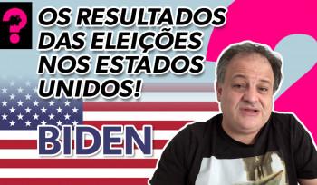 Os resultados das eleições nos Estados Unidos! | Economia está em tudo! # 118