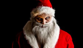 Papai Noel está de olho!