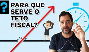 Para que serve o teto fiscal? | PQ? em 99 segundos # 8