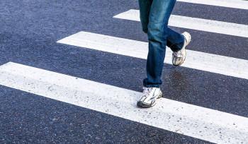 Para que servem faixas de pedestres?