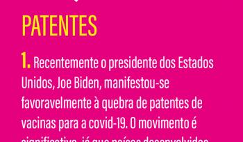 Patentes | Infográfico