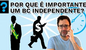 Por que é importante um BC independente? | PQ? em 99 segundos # 18