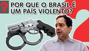 Por que o Brasil é um país tão violento? | Fala, Dudu! # 55