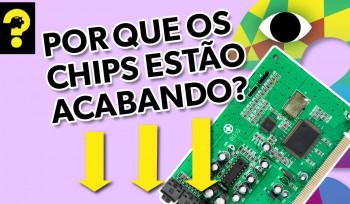 Por que os chips estão acabando? | Guetonomia # 96