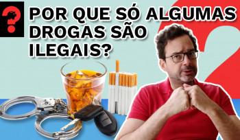Por que só algumas drogas são ilegais? | Fala, Dudu! 85