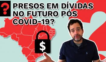 Presos em dívidas no futuro pós Covid-19? | Fala, Dudu! # 72