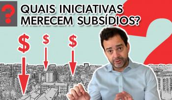 Quais iniciativas merecem subsídios? | Fala, Dudu! #54