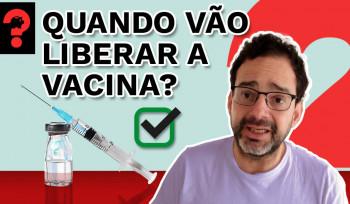 Quando vão liberar a vacina? | Fala, Dudu! # 99