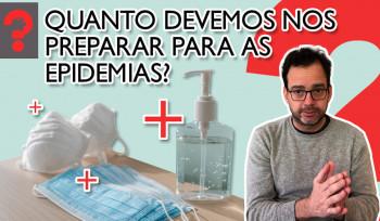 Quanto devemos nos preparar para as epidemias? | Fala, Dudu! # 66