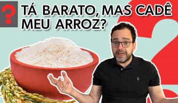 Tá barato, mas cadê meu arroz? | Fala, Dudu! # 47