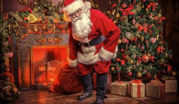 Um filme de Natal, com uma mensagem de economia