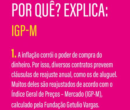 Índice Geral de Preços – Mercado (IGP-M) | Infográfico