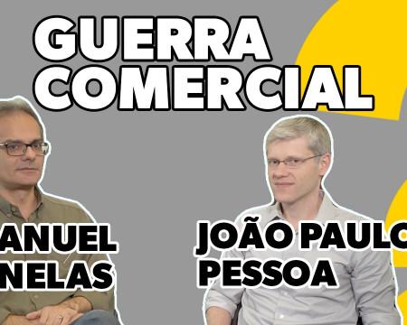 Emanuel Ornelas e João Paulo Pessoa | PQ? Entrevista