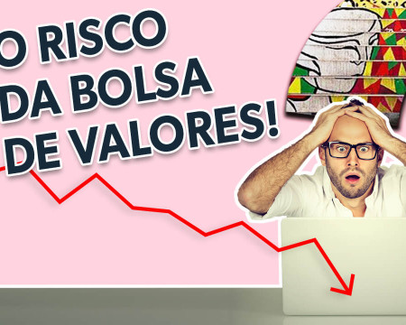 O risco da bolsa de valores! | Guetonomia # 53