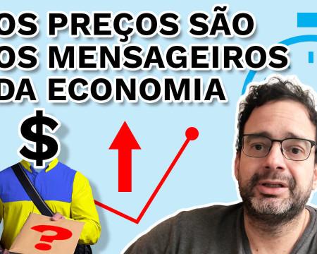 Os preços são os mensageiros da economia | PQ? em 99 segundos # 28