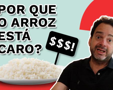 Por que o arroz está caro? | Fala, Dudu! # 84