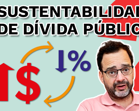 Sustentabilidade de dívida pública? | Fala, Dudu! # 114