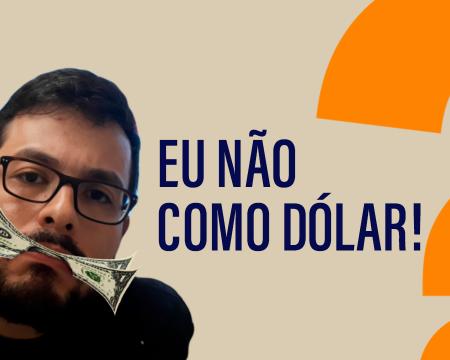 Dólar caro? e daí? | Calma, gente! #09