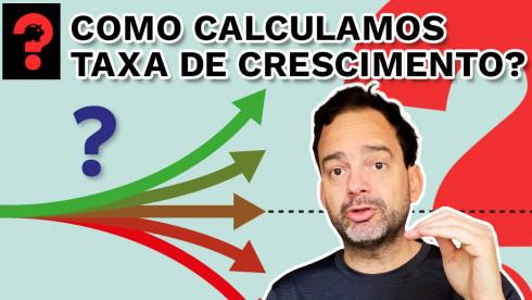 Como calculamos taxa de crescimento? | Fala, Dudu # 112