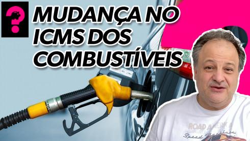 Mudança no ICMS dos combustíveis? | Economia está em tudo! # 163