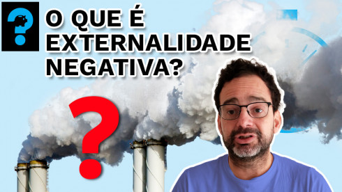 O que é externalidade negativa? | PQ? em 99 segundos # 41